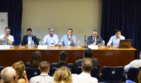 Seminário a Revolução Solar no Brasil