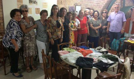 """""""O Bazar das Meninas foi um sucesso"""", diz diretora assistencial"""
