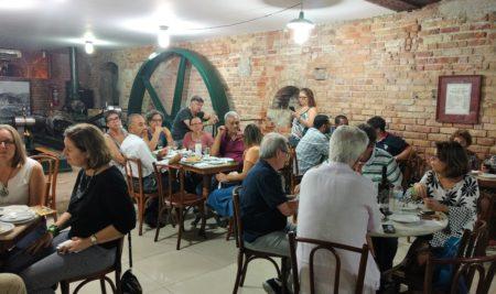 Degustação de Vinhos Portugueses deixa SEAERJ de Casa Cheia