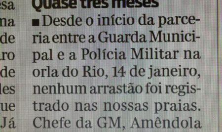 Nota pública jornal O Dia, 11 abril 2017