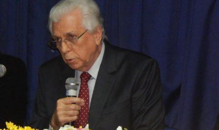Discurso de posse do novo Presidente Haroldo Mattos de Lemos