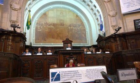 Seminário Contribuição da Indústria Nuclear para a Recuperação Econômica do Estado do Rio de Janeiro