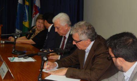 Câmara Metropolitana de Integração Governamental do Rio De Janeiro e o IPEA assinaram Protocolo de Intenções
