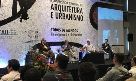 II Conferência Nacional de Arquitetura e Urbanismo