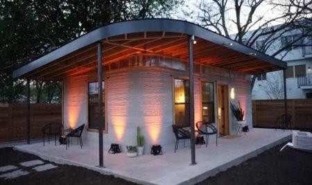 Impressora 3D Vulcan constrói casa em menos de 24 horas por R$ 13 mil