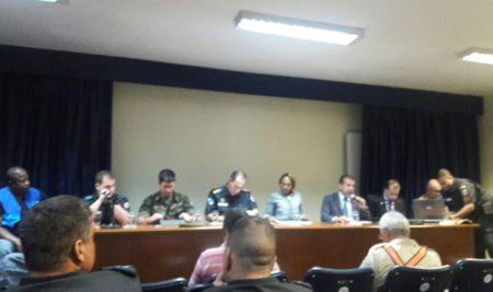 Reunião do Conselho Comunitário Apresenta Melhorias e Esforços