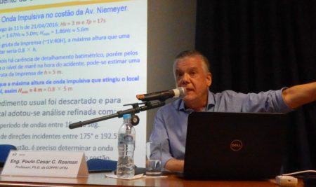 """Palestra """"Grafeno: Produção, Propriedades e Aplicações, sobretudo a Dessalinização"""""""