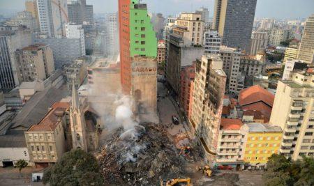 Arquiteto cobra política pública para prédios degradados