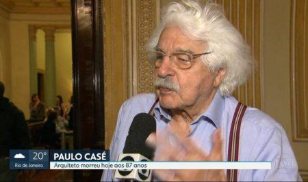 Arquiteto e urbanista Paulo Casé morre no Rio, aos 87 anos