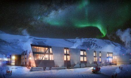 Como uma Empresa de Arquitetura está Construindo um Projeto Sustentável na Antártica