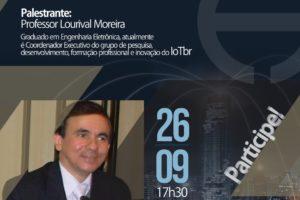 Convite – Palestra 5G Uma Visão Geral da Tecnologia