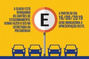 cartaz-seaerj-estacionamento