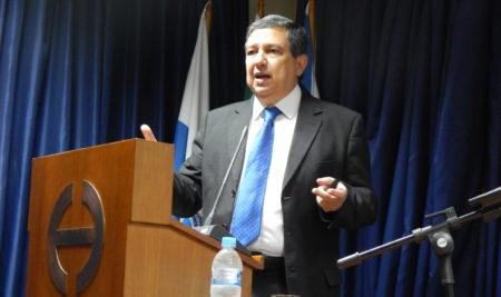 SEAERJ promove palestra sobre energia e tecnologia com almirante Alan Paes Leme Arthou