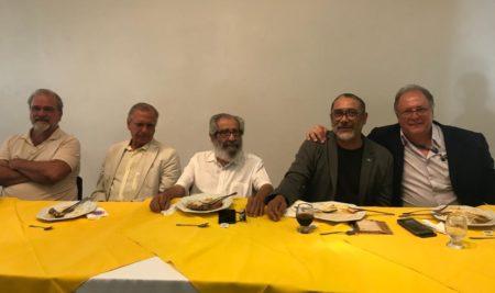 Clube de Engenharia promove almoço de confraternização entre entidades e associados