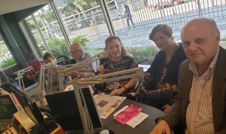 Membros da SEAERJ participam de programa na Rádio Band