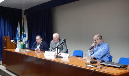 Deputado Luiz Paulo palestra sobre CPI da Crise Fiscal do estado do RJ na SEAERJ