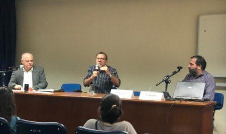 SEAERJ promove palestra sobre preservação da Floresta do Camboatá