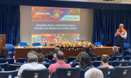 SEAERJ promove encontro de órgãos estaduais com o debate: a situação atual e propostas para o futuro dos órgãos do estado do Rio de Janeiro