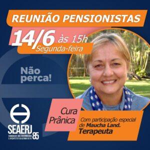 Reunião Pensionistas